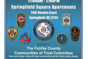 Public Safety Day – Springfield Garden Apartments
